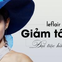 Leflair giảm giá tới 50% nhiều thương hiệu nổi tiếng thế giới