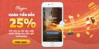 Clingme hoàn tiền đến 25% cho độc giả của VnExpress khi mua sắm