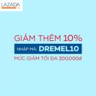 Lazada tặng mã giảm giá thêm 10% khi mua các sản phẩm Dremel
