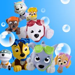 Tặng 200 mã eVoucher giảm thêm 20% khi mua Bộ đồ chơi 8 chú chó phun nước Paw Patrol.