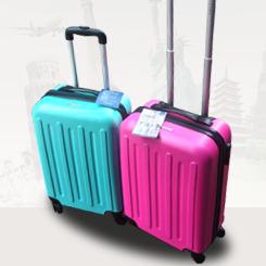 Tặng mã giảm giá khi mua Vali kéo có khóa số du lịch xách tay Lock&Lock Travel Zone 20 inch.